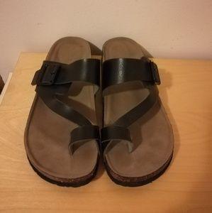 Shoes - slide sandals